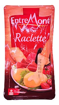 Entremont Queso raclette lonchas Paquete 400 g