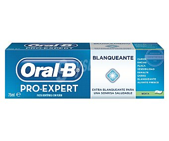 Oral-B Pasta dental Pro Expert blanqueante Tubo 75 ml