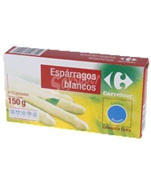 Carrefour Esparrágo blancos fiesta 9/12 150 g