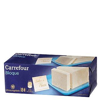 Carrefour Helado de nata 1 l