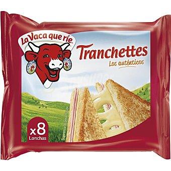 LA VACA QUE RIE TRANCHETTES Queso fundido en lonchas Paquete 150 g