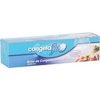 CONGELAFIX Bolsa mediana para congelación 22x35 Caja 30 unid