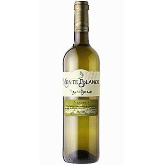 Monte Blanco Vino d.o.rueda verdejo blanco Botella de 75cl