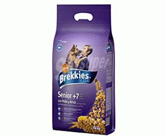Brekkies Affinity Comida Seca para Perro Sénior de Pollo y Arroz 4kg