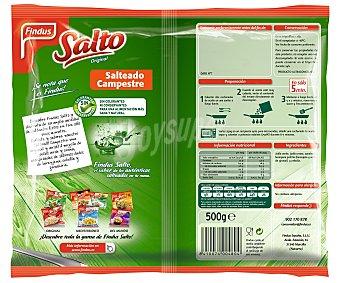 FINDUS SALTO ORIGINAL Salteado campestre  bolsa 500 g