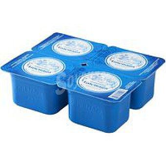 Goenaga Yogur natural artesano Pack 4x125 g
