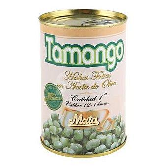 Tamango Habas fritas con aceite de oliva 290 g