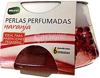 RELEVI Ambientador perlas perfumadas naranja u