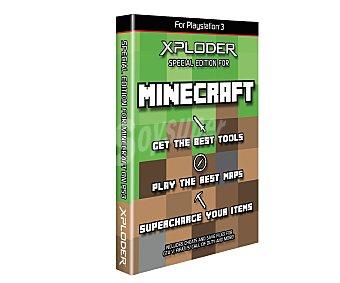 XPLODER Special Minecraft Ps3 1 Unidad