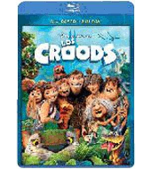 Los Croods BR 3D
