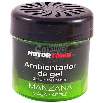 MOTORTOWN Ambientador de gel aroma manzana