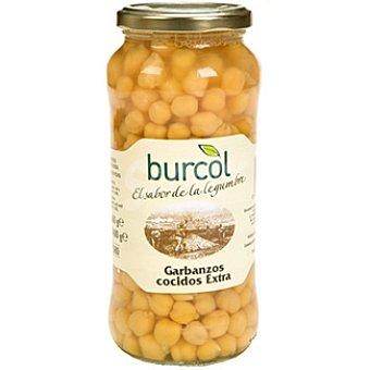 Burcol Garbanzo cocido Frasco 580 g