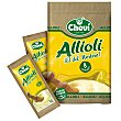 Salsa alioli sin gluten Pack de 8 unidades de 18 g Chovi