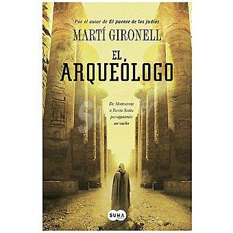 Marti El Arqueólogo ( Gironell)