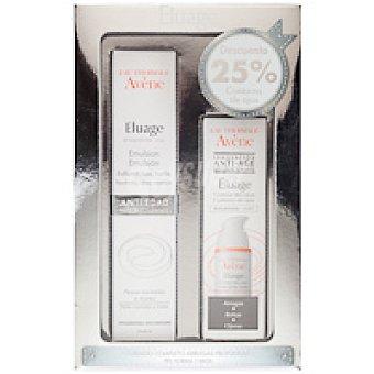 Estuche Eluage Emulsion Avene, 30ml+15ml