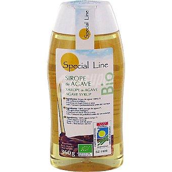 SPECIAL LINE sirope de ágave edulcorante natural ecológico  envase 360 g