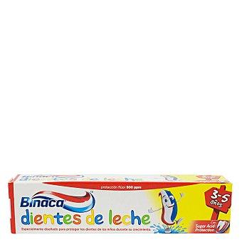 Binaca Dentìfrico para dientes de leche Tubo 50 ml