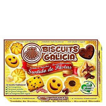 Biscuits Galicia Surtido de pastas Caja 550 g