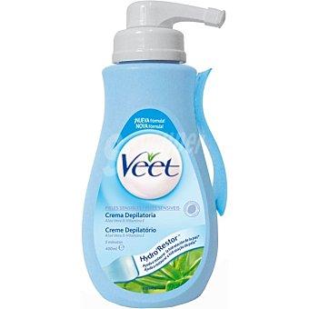 Veet Crema depilatoria piel sensible 400 ml