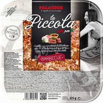 Palacios PIZZA PICCOLA BARBACOA 225G