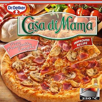 Dr. Oetker Pizza casa di mama prosciutto funghi 380 gr