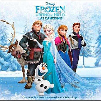 B.S.O. Frozen: El Reino Del Hielo - Las Canciones