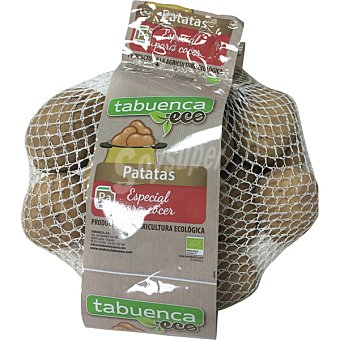 Tabuenca Patata especial para hervir ecológica  Bolsa 2 kg