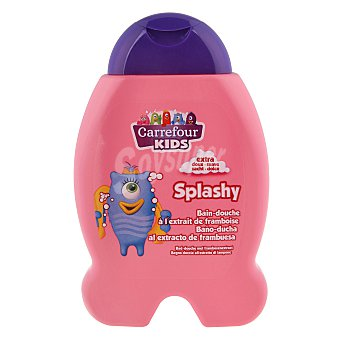 Carrefour Kids Gel de baño-ducha al extracto de frambuesa 300 ml