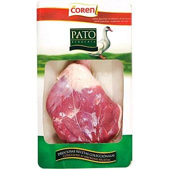 Coren Muslo de pato al vacío 1 unidad peso aproximado envase 350 g 1 unidad
