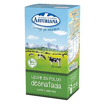 Central Lechera Asturiana Leche en Polvo Desnatada Caja 800 g