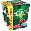 Bifi Activia 0% frutos silvestres Pack 8 x 120 g Activia Danone