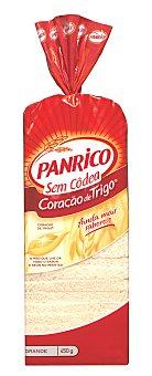 Panrico Pan de molde sin corteza familiar 450 g
