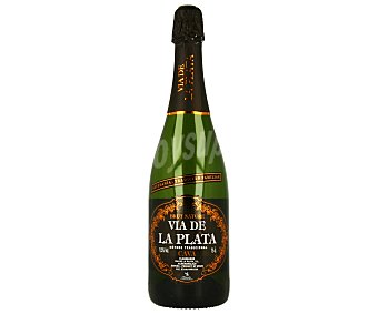 Via de la Plata Cava brut nature Botella de 75 cl