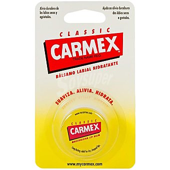 CARMEX Balsamo hidratante para labios classic Tarro 75 g