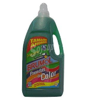 Brumol Detergente gel prendas color 4 l