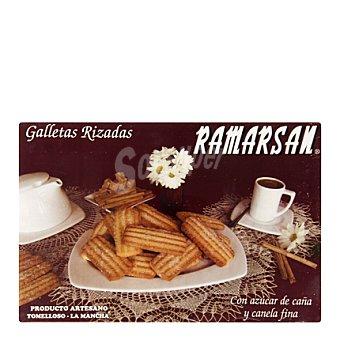Ramarsan Galletas rizadas canela 500 g