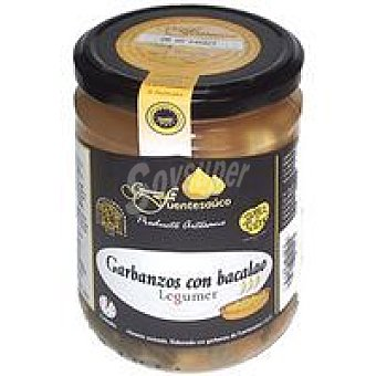 Legumer Garbanzo de Pedrosillo con bacalao Lata 440 g