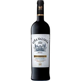 VIÑA VALORIA Vino tinto reserva D.O. Rioja botella 75 cl 75 cl