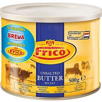 FRICO Mantequilla holandesa sin sal lata 500 g