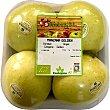 Manzana golden ecológica Bandeja 700 g peso aprox. E.sanchez