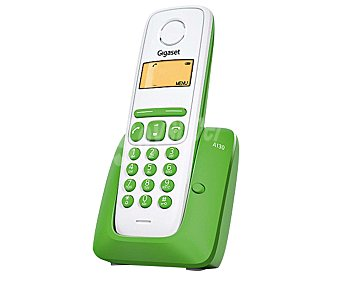 Gigaset Teléfono inalámbrico Dect A130