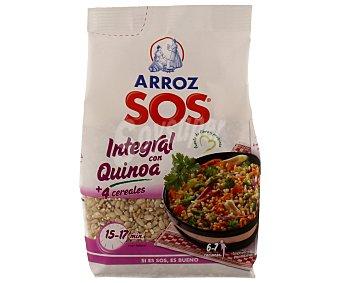 Sos Arroz integral con quinoa y 4 cereales 500 gramos