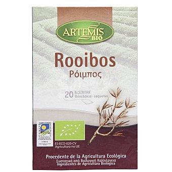 Artemis Bio Té rooibos filtros 20 ud