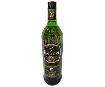 Glendfidich Whisky Single Malt 12 Años Botella de 1 Litro