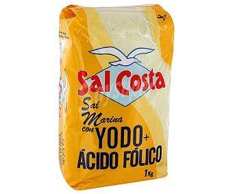 Sal Costa Sal Yodo y ácito Fólico 1 Kilogramo