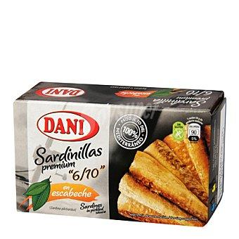 Dani Sardinillas Premium en escabeche 65 g