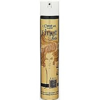 Elnett L'Oréal Paris Laca efecto brillo Spray 400 ml