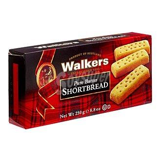 Walkers Shortbread Fingers galletas de mantequilla Estuche 250 g