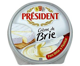 President Crema de queso Brie Tarrina 125 g