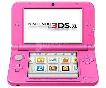 NINTENDO Consola Nintendo 3DSXL Color Rosa 1 Unidad